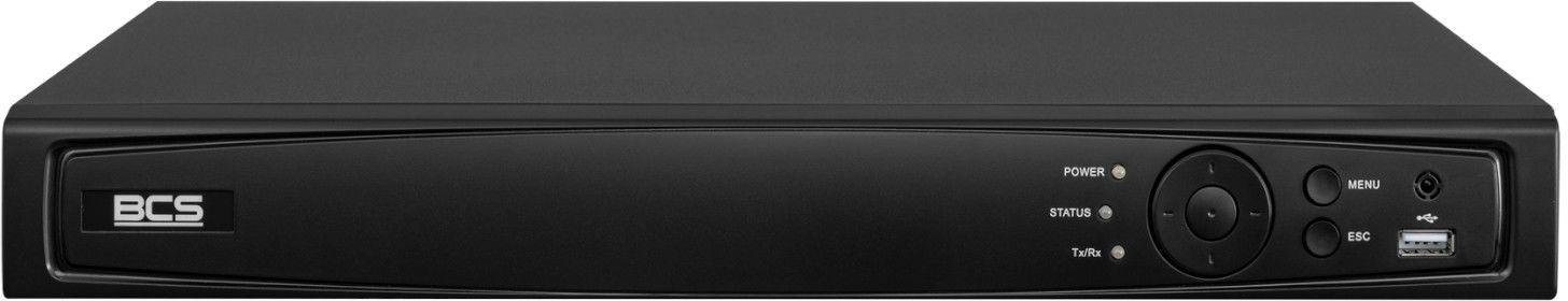 Rejestrator IP BCS-V-NVR1602-4KE 16 kanałowy BCS VIEW