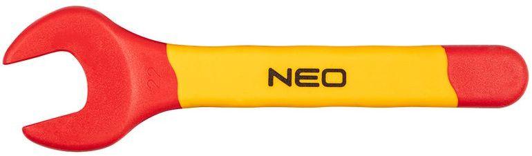 Klucz płaski 22mm 1000V 01-125