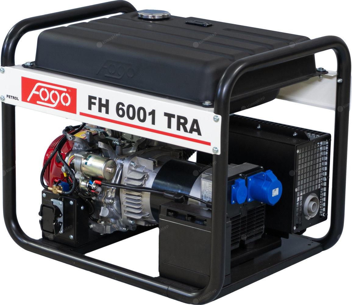 Agregat prądotwórczy Fogo FH 6001 TRA