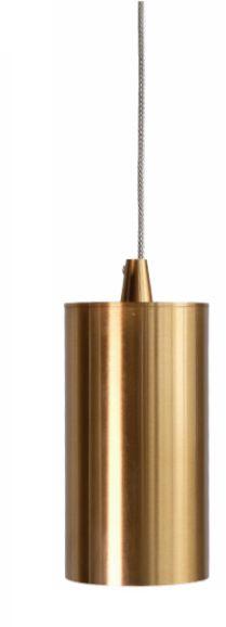Brass Tube - lampa wisząca sufitowa