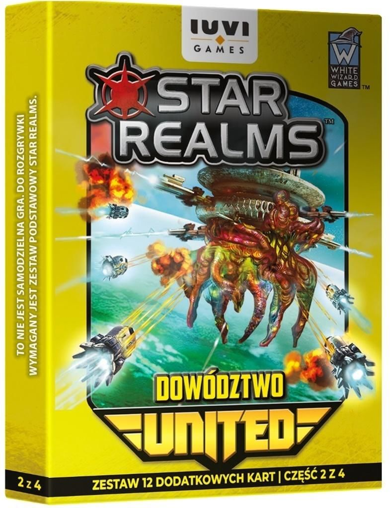 Star Realms: United Dowództwo IUVI Games