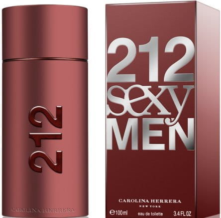 Carolina Herrera 212 Sexy Men Woda Toaletowa 100ml