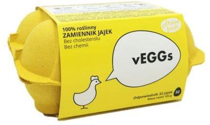 Zamiennik jajek 100 % roślinny bez cholesterolu 102 g, CULTURED FOODS