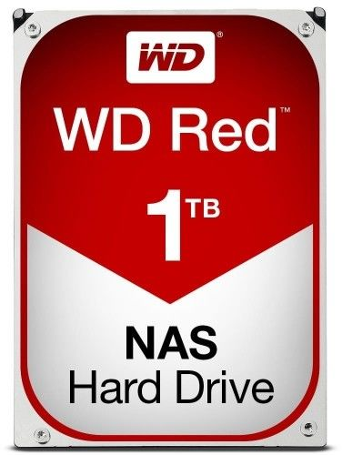 "WESTERN DIGITAL Red 1TB 3.0 64 MB IntelliPower rpm 3,5"" (WD10EFRX)"