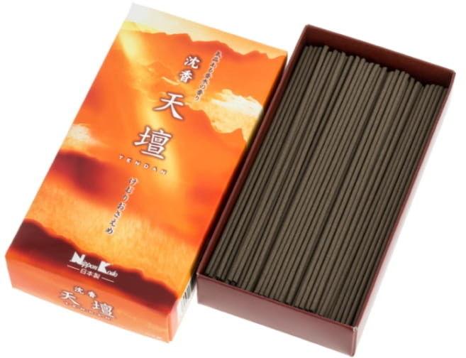 Japońskie kadzidełka - Big Box - Tendan Jinkoh - 300szt