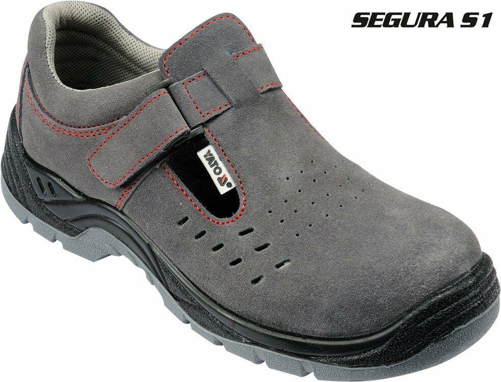 Sandały robocze segura s1 rozmiar 39 Yato YT-80463 - ZYSKAJ RABAT 30 ZŁ