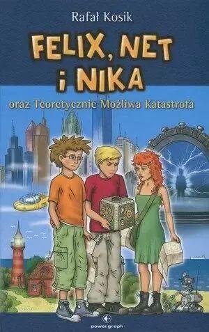 Felix Net i Nika oraz Teoretycznie Możliwa Katastrofa Tom 2 - Rafał Kosik