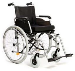 Wózek inwalidzki ręczny VCWK43L