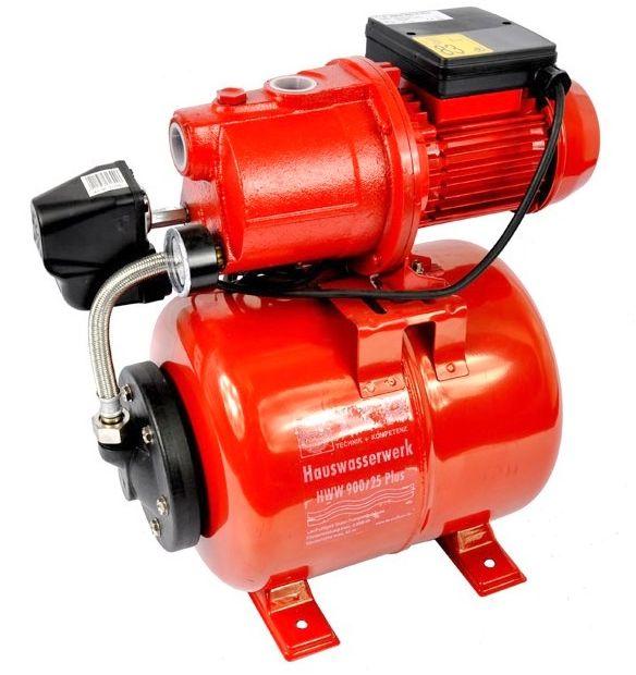 Hydrofor 18l pompa wody zestaw hydroforowy 2800l/h