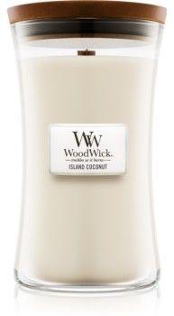 Świeca zapachowa WoodWick Core L - Island Coconut
