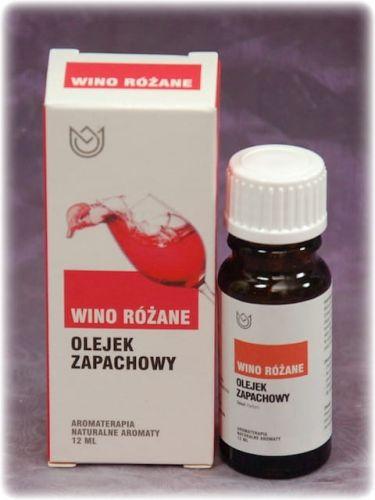 WINO RÓZANE - olejek zapachowy Naturalne Aromaty 12ml