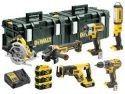DCK623P3 Zestaw narzędzi akumulatorowych