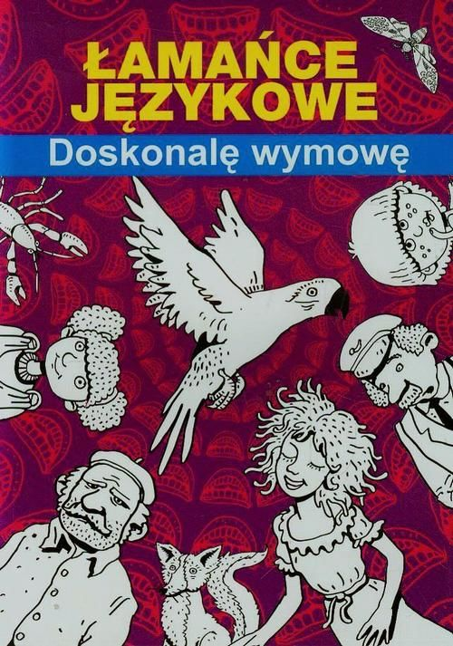 Łamańce językowe Doskonalę wymowę - Maria Pietruszewska - ebook