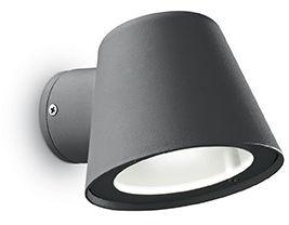 Kinkiet Gas AP1 Ideal Lux designerska oprawa zewnętrzna
