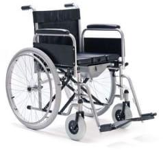 Wózek inwalidzki z funkcją toalety VCWK4T