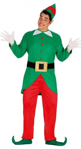 Kostium dla mężczyzny Bajkowy Elf, Skrzat