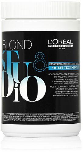 Loreal Blond Studio Multi-Techniques Puder do dekoloryzacji 500 g