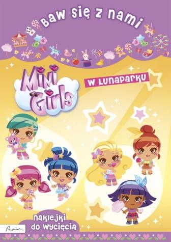 Baw się z nami Mini Girls W lunaparku