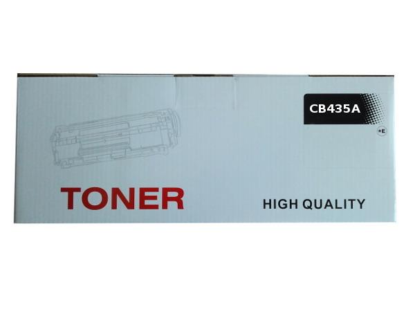 zastępczy toner HP 35A [cb435a] black 100% nowy