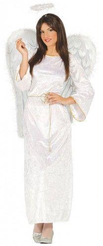 Kostium na jasełka dla kobiety Anioł