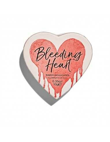 Makeup Revolution rozświetlacz Bleeding Heart