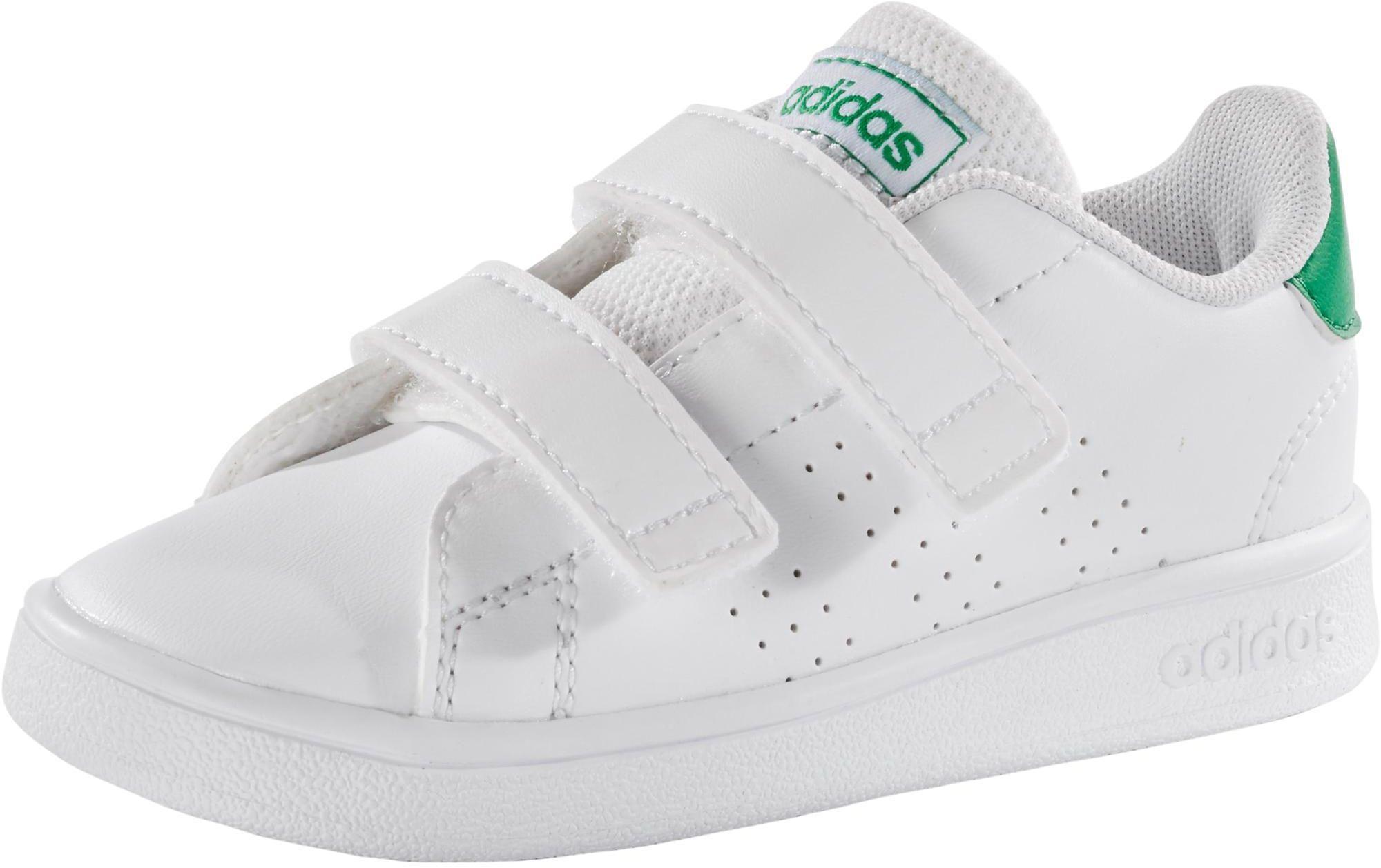 Buty do gimnastyki dla niemowlaka Adidas Advantage