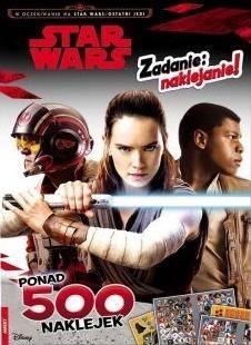 Star Wars. Zadanie naklejanie