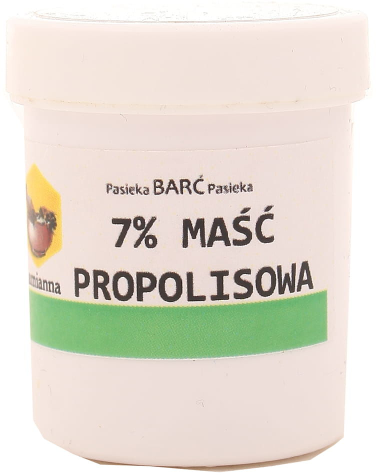 Maść propolisowa 7% - Barć - 20g