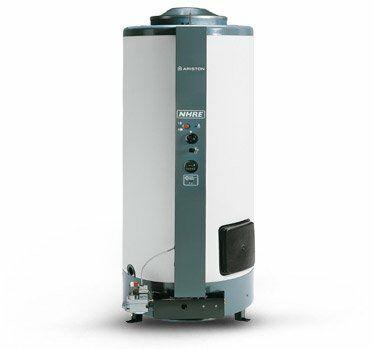 Podgrzewacz gazowy pojemnościowy NHRE 18 L stojący