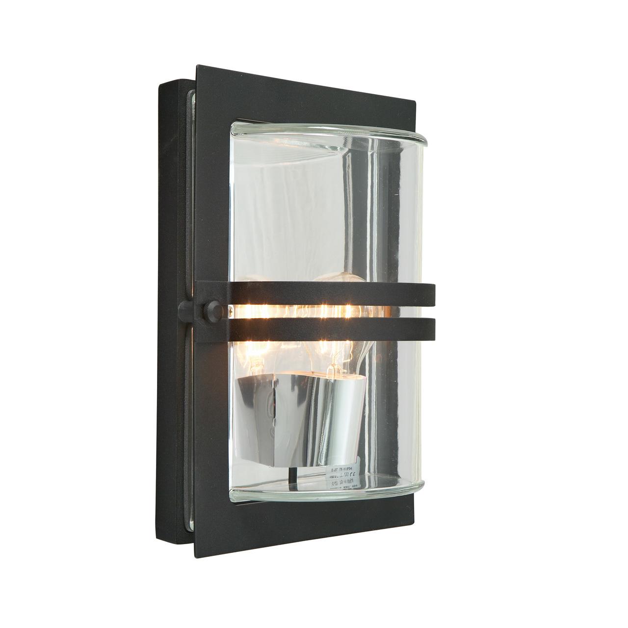 Lampa ścienna BASEL 660B -Norlys  SPRAWDŹ RABATY  5-10-15-20 % w koszyku