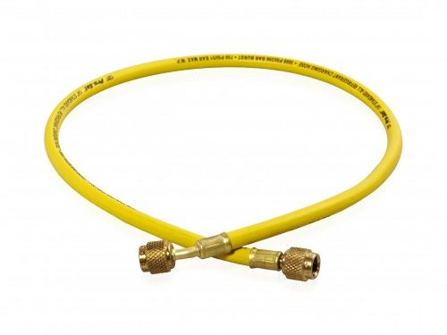 Przewód ciśnieniowy 1/4cala SAE-1/4cala SAE 90cm żółty (HS3Y)