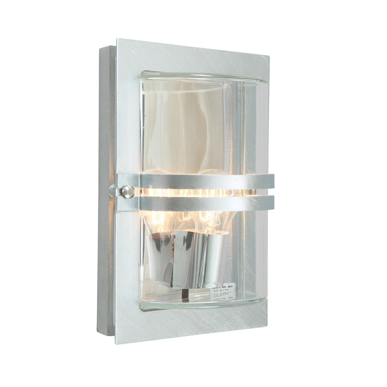 Lampa ścienna BASEL 660GA -Norlys  SPRAWDŹ RABATY  5-10-15-20 % w koszyku