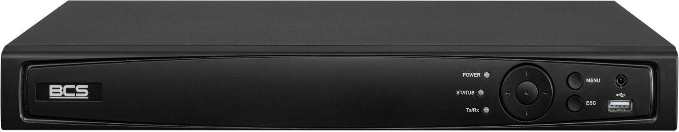 Rejestrator IP BCS-V-NVR1602-4KE-16P 16 kanałowy BCS VIEW