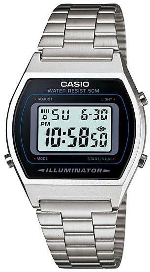 Zegarek Casio B640WD-1AVEF - CENA DO NEGOCJACJI - DOSTAWA DHL GRATIS, KUPUJ BEZ RYZYKA - 100 dni na zwrot, możliwość wygrawerowania dowolnego tekstu.