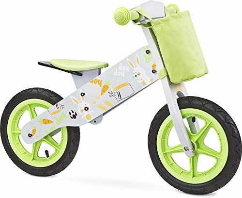 TOYZ TOYZ-0252 rowerek biegowy, szary