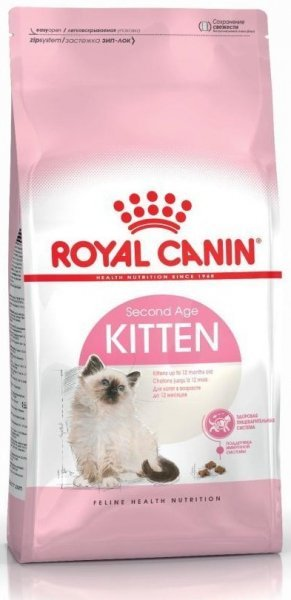 Royal Canin Kitten Second Age 2kg