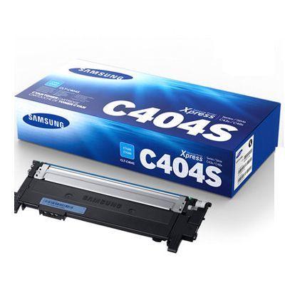 Toner Oryginalny Samsung CLT-C404S (ST966A) (Błękitny) - DARMOWA DOSTAWA w 24h