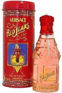 Versace Red Jeans woda toaletowa - 75ml - Darmowa Wysyłka od 149 zł