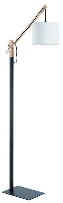 Lampa podłogowa Britta 681C-G05X1A-02 + A35A-004-CA Exo