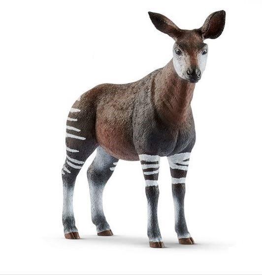 Figurka Okapi Leśne