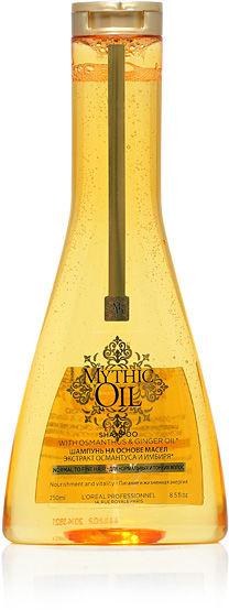 Loreal Mythic Oil Szampon do włosów cienkich i normalnych 250 ml