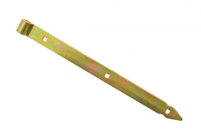 Zawias pasowy 600 mm ocynkowany bez haka fi 14mm