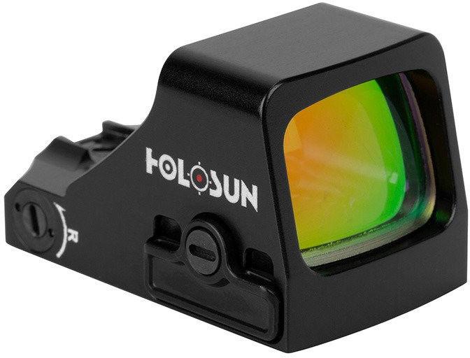 Kompaktowy celownik kolimatorowy do pistoletów Holosun HS407K Open SubCompact