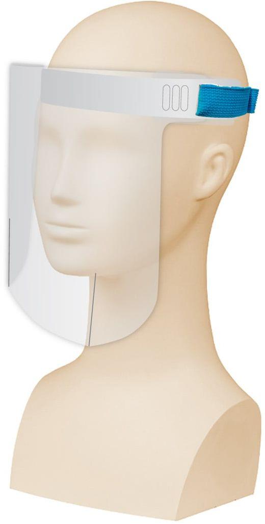 Przyłbica maska ochronna na twarz - 1 szt.