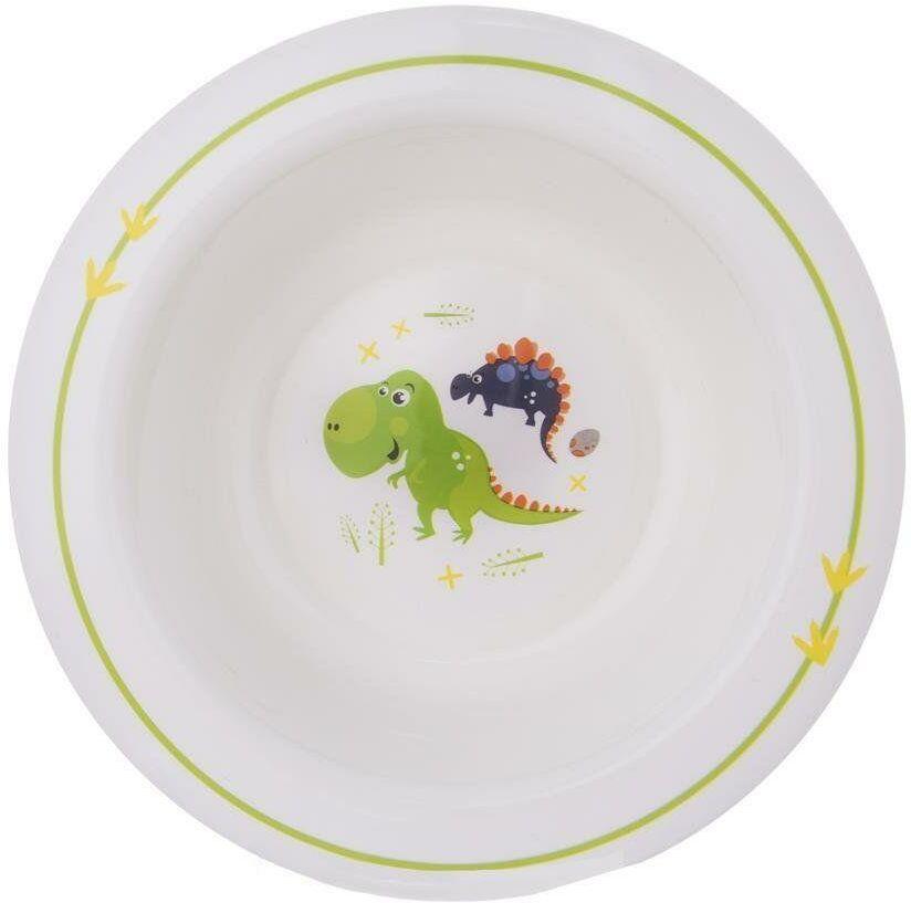 Miska talerz dziecięcy / dla dziecka DINOZAUR