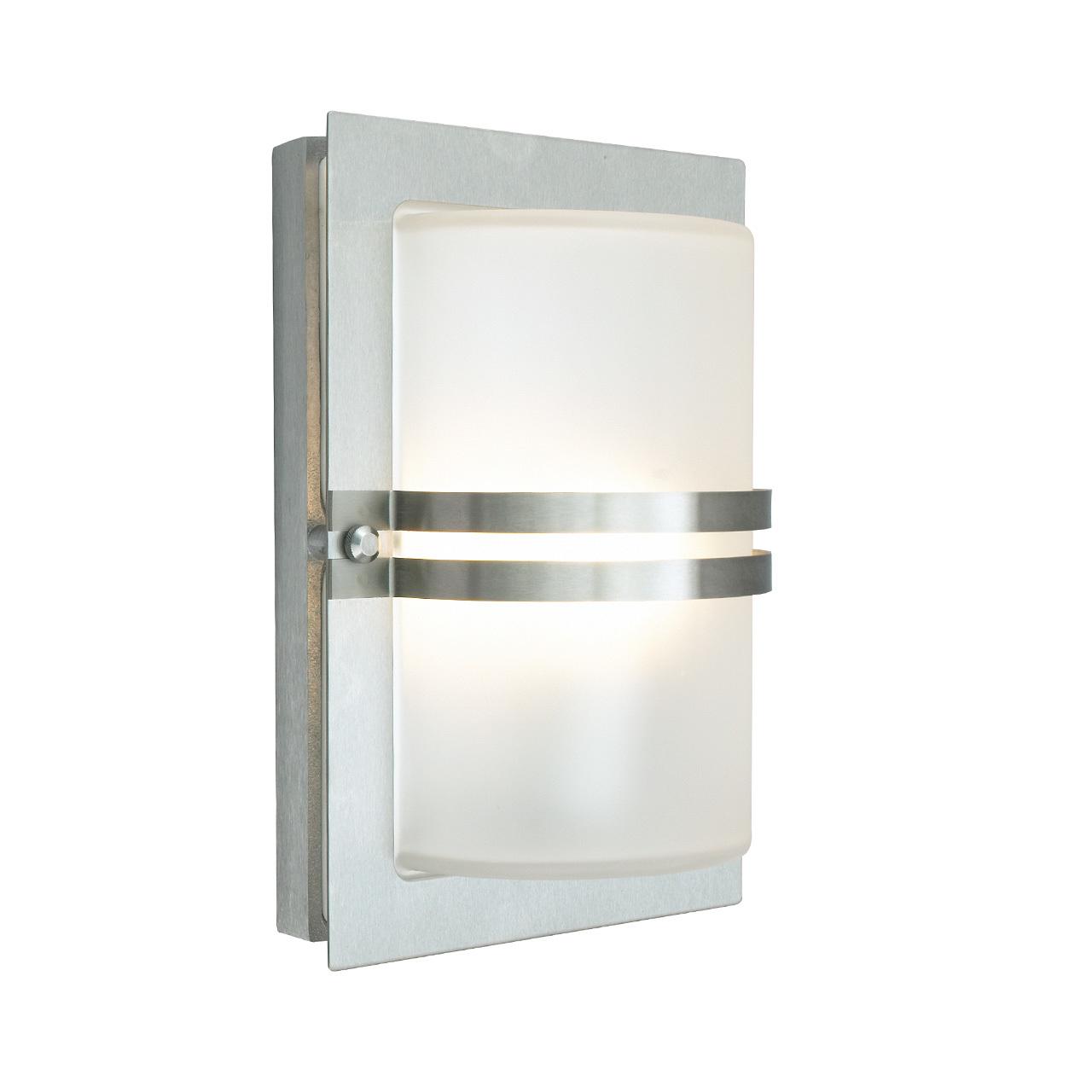 Lampa ścienna BASEL LED 668ST -Norlys  SPRAWDŹ RABATY  5-10-15-20 % w koszyku