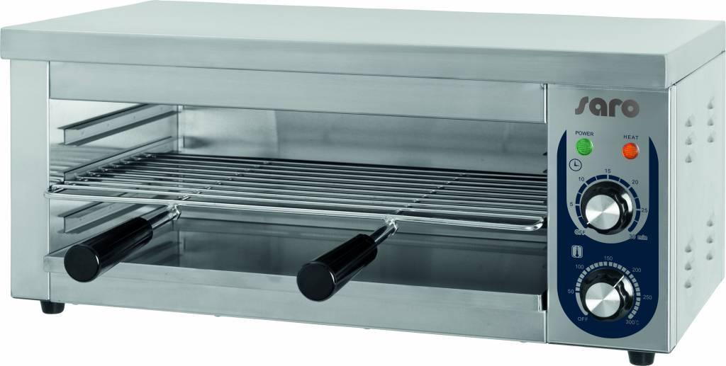 Salamander elektryczny LYNN +50/+300 C 2500W 230V 610x325x(H)280mm
