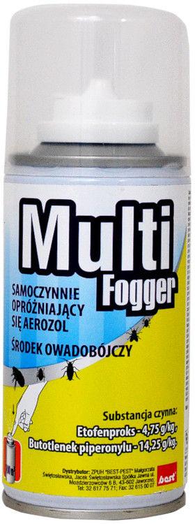 BEST PEST MULTIFOGGER 150ML