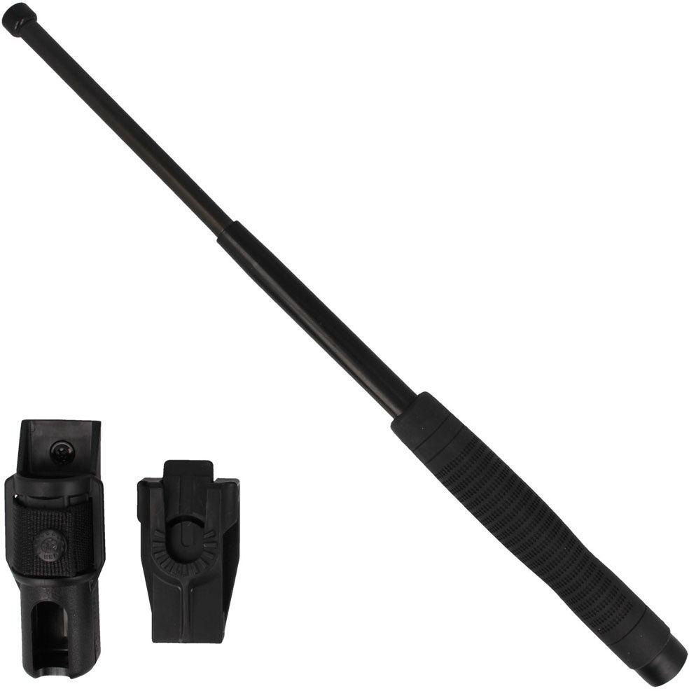 Pałka teleskopowa hartowana ESP 18 ergonomiczna