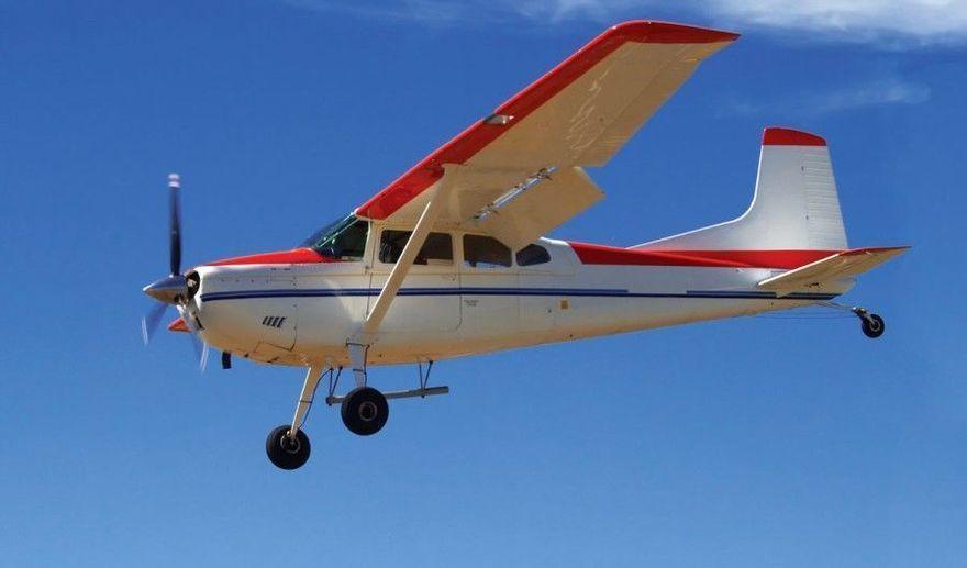 Lot widokowy samolotem - Gliwice - 20 minut